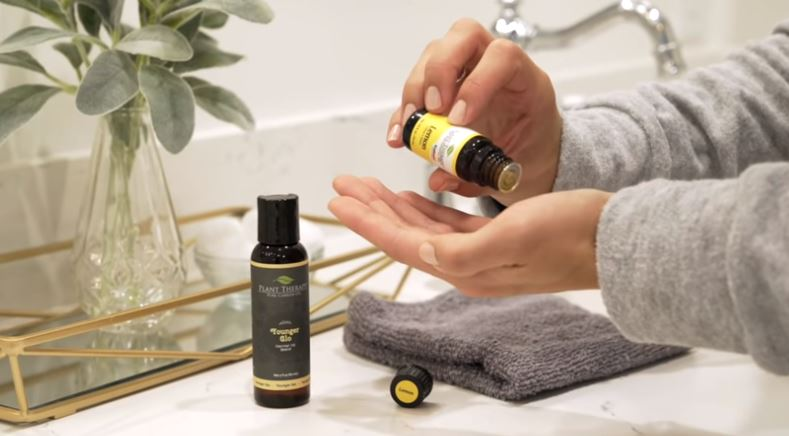 Essential Oil Blends For Aches And Pains