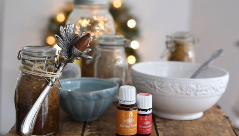Essential Oil Inflammation Recipe